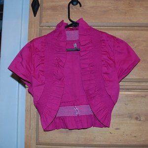 Pink Crop Top small-large